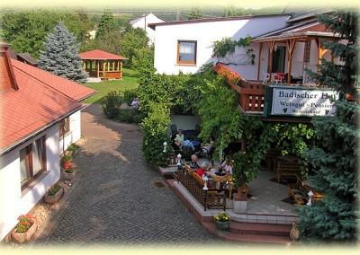 Weingut & Pension Badischer Hof