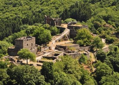 Schmidtburg Bundenbach