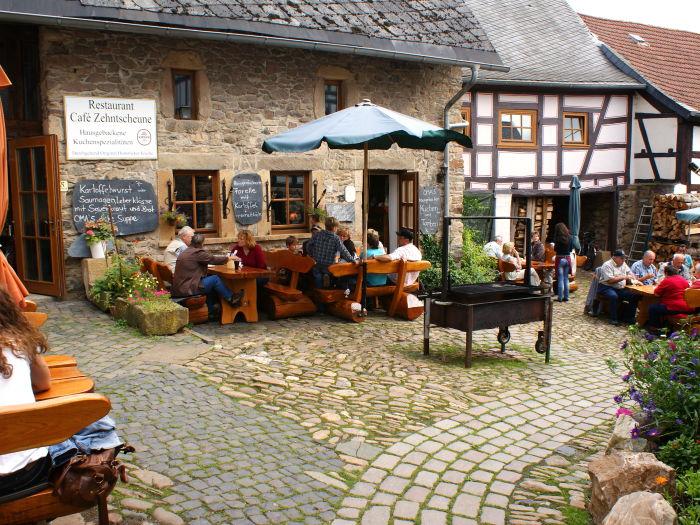Cafe/Restaurant Zehntscheune